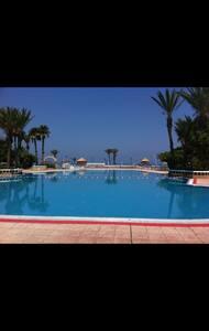 Appart. dans résidence balnéaire piscine, plage