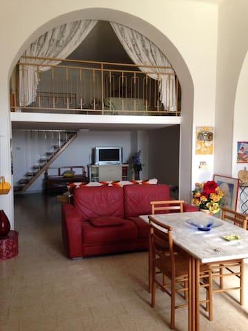 LOFT SOPPALCATO!!!Termoli Centro - Termoli - Apartamento