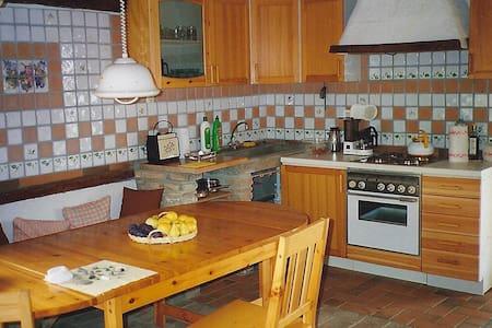 Landhaus Ginepro Rosso - Papavero - Naturparadies - Montecatini Val di Cecina - Apartament