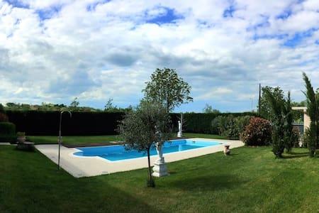 casa immersa nel verde - Fiorano modenese - 别墅
