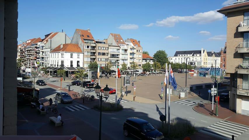 Charmant nieuwbouwappt Lippenslaan - Knokke - Knokke-Heist - Apartemen