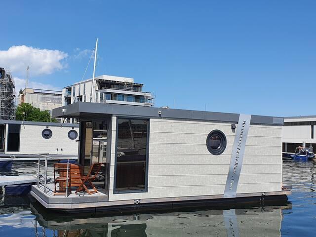 Houseboat Porta Mare- Dom na Wodzie - Gdynia