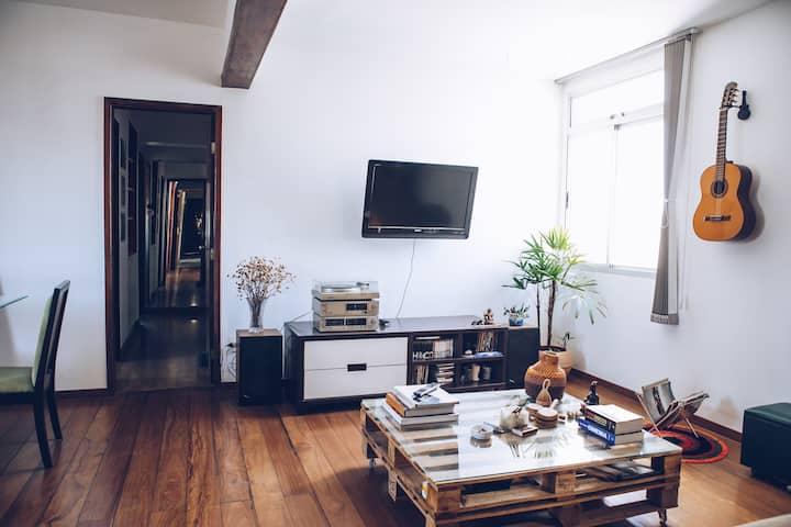 Comfortable Apartment in Belo Horizonte