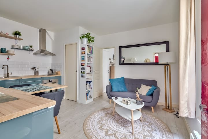 NEW! Modern apartment ¤ 15th arrondissement PARIS ¤