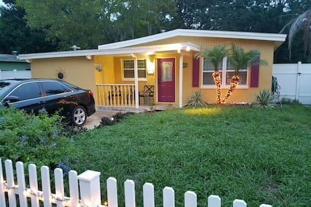 Charming Safety Harbor Bungalow - Safety Harbor - Bungalov