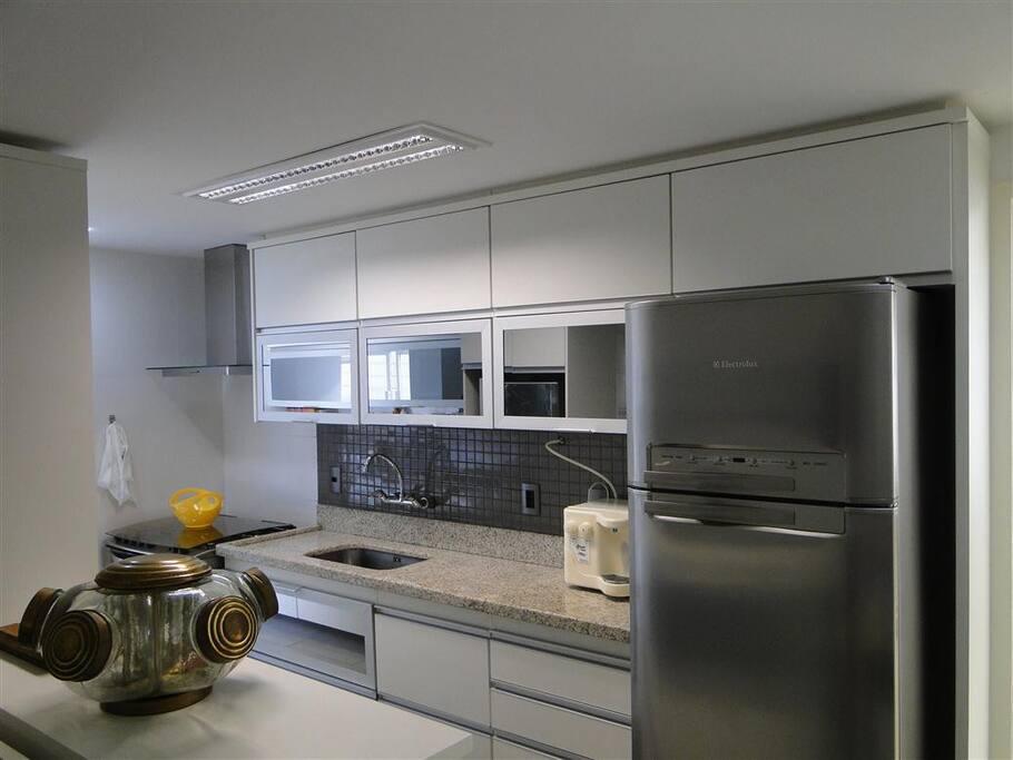 Cozinha 1º andar - completa