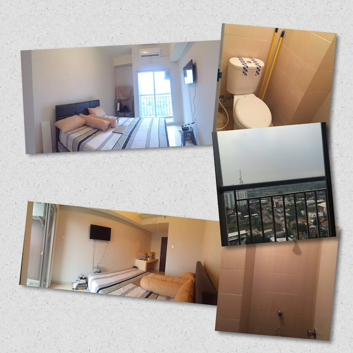 Studio Apartment, 50m from Taxi Pool & Mini market