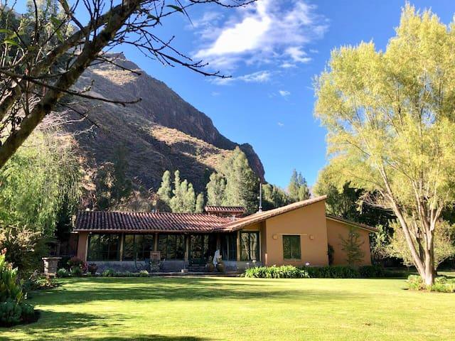 Martinawasi, Urubamba Valley, Pisac Cuzco