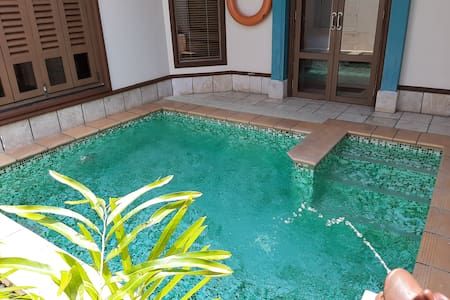 Grand Lexis Deluxe Pool Villa, Port Dickson