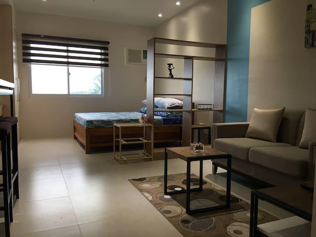 Modern 33.5 sqm Studio Matina Davao