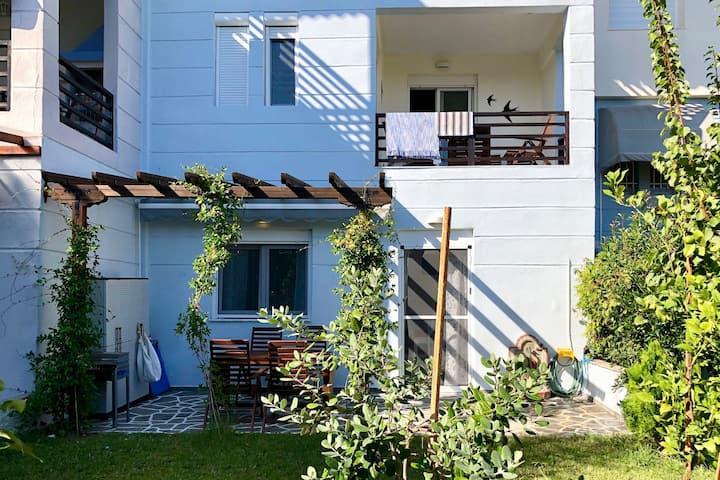 2-storey 4-bedroom modern maisonette in Chanioti