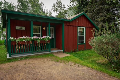 Croftville Road Cottages #3. On Lake Superior.