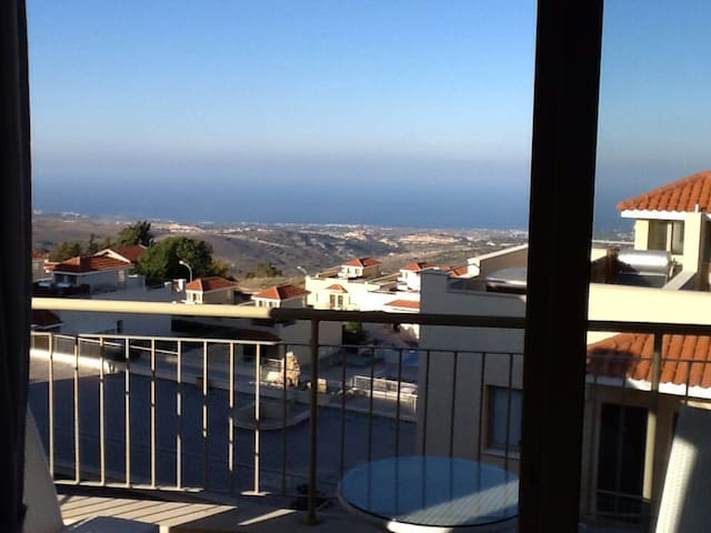 Latchi panorama penthouse apartment - Drouseia - Apartament