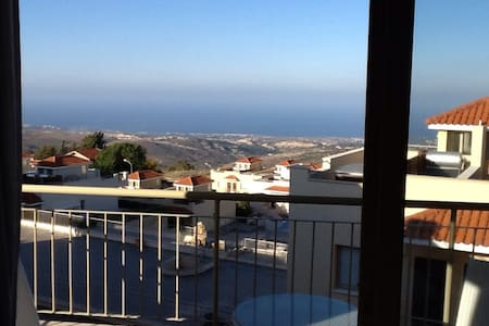 Latchi panorama penthouse apartment - Drouseia