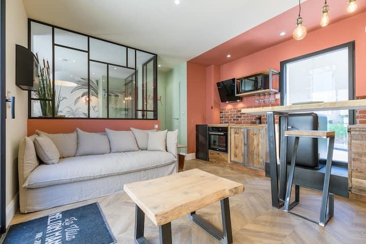 Superbe Appartement LOFT 2 pièces