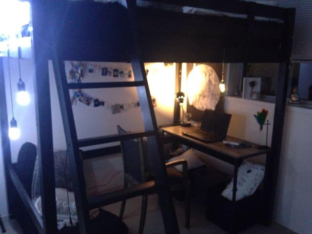 Modern apartment in lovely cosmopolitan location - Zetland