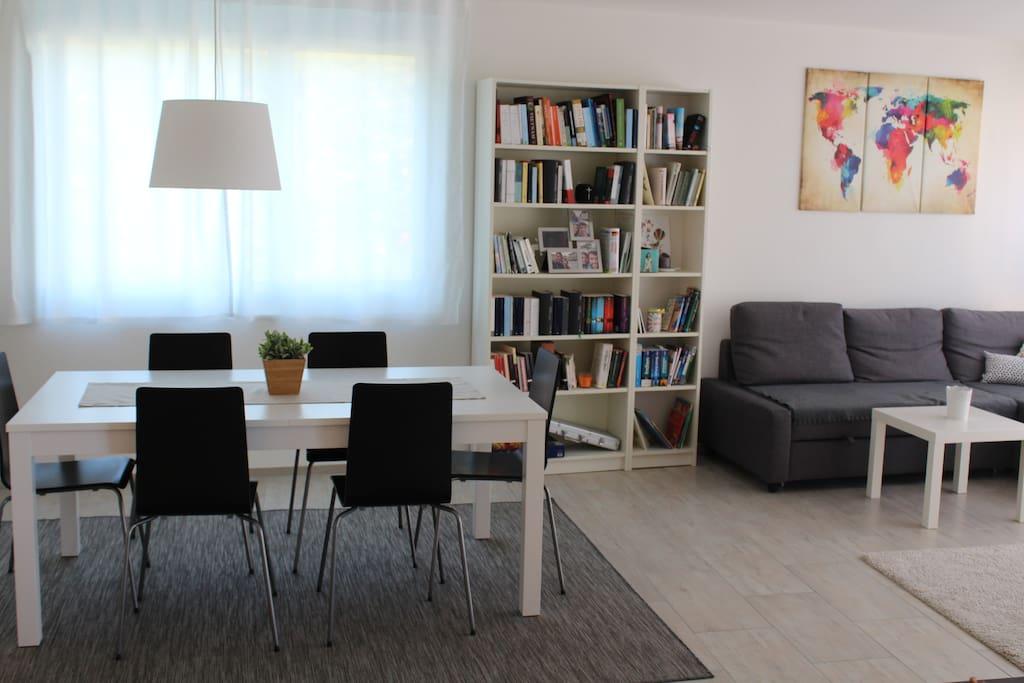 stanza privata in casa moderna e accogliente apartments