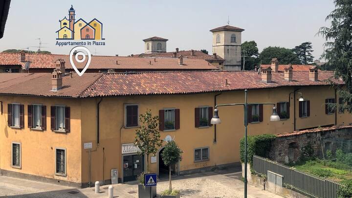 Appartamento in Piazza - posizione strategica -