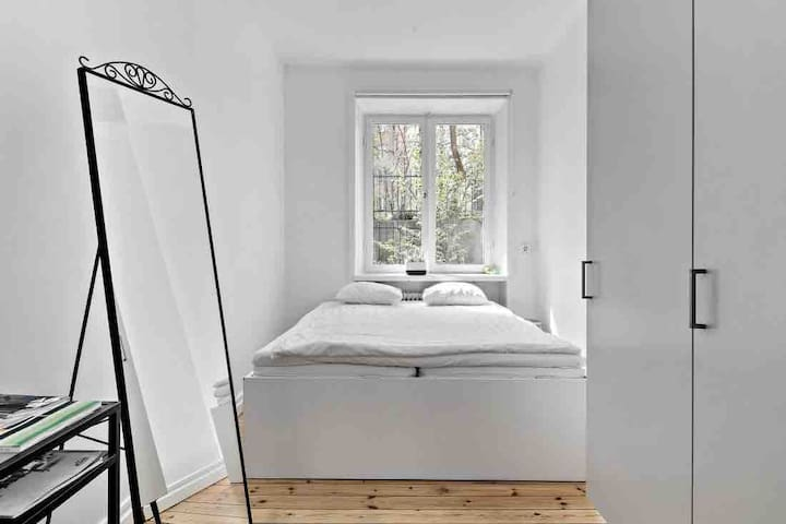 Longstay Rental in the heart of Stockholm