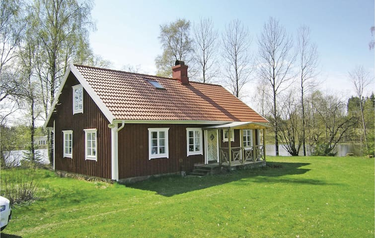 Holiday cottage with 2 bedrooms on 115m² in Långaryd