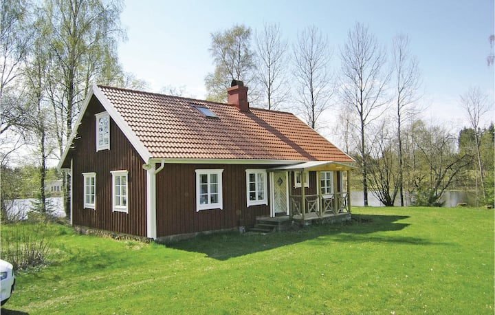 Nice home in Långaryd with 2 Bedrooms