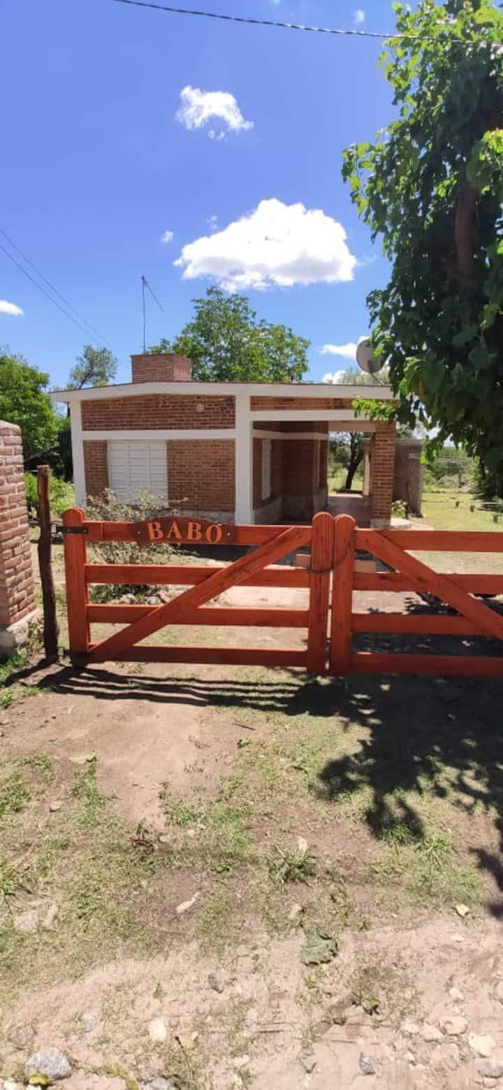 Babo Casa de campo