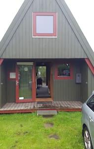 Golfhus i Himmerland tæt på 1 tee - Farsø