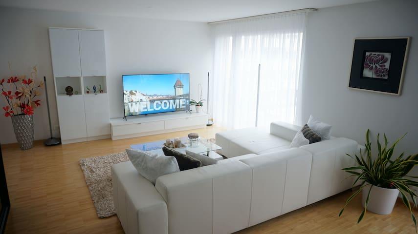 Cosy & modern flat - ❤ of Lucerne - Luzern - Wohnung
