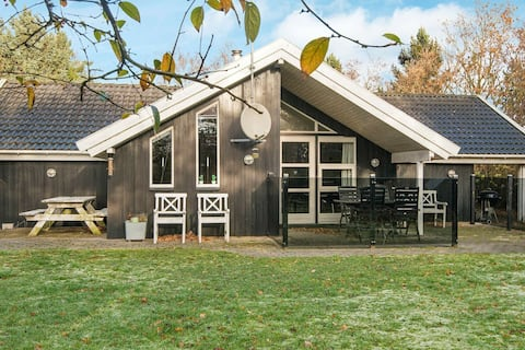 Deluxe Holiday Home in Jutland with Sauna