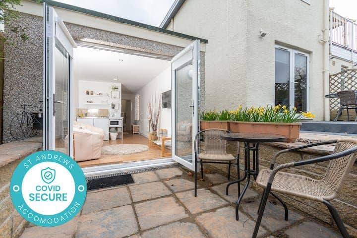 Garden Studio Apartment St Andrews - Free Parking