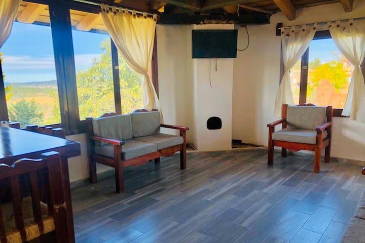 Cabaña 3 (Manzanos) en Atemajac De Brizuela,