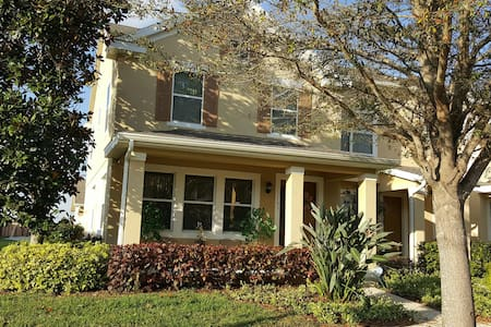 A Home Sweet Home away from Home!!! - Orlando - House