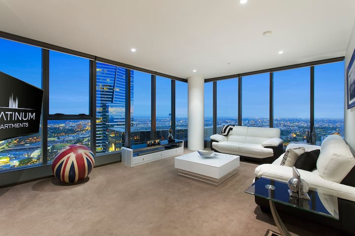 The Londoner 3 Bed Freshwater Place Apartments For Rent In Southbank Victoria Australia