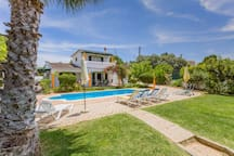 TRADITIONAL BEACH MANSION with private Heated Pool
