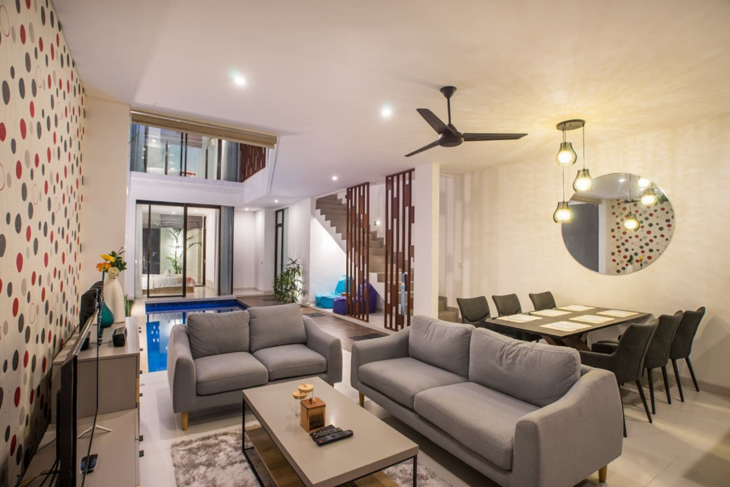 Private Pool Villa Two Bedrooms, you will not share any facility with other guest during stay here...