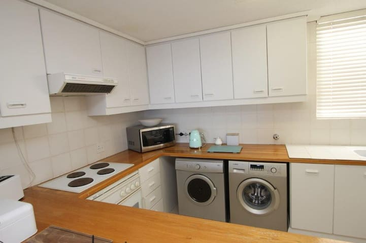 Well equipped Kitchen with great appliances