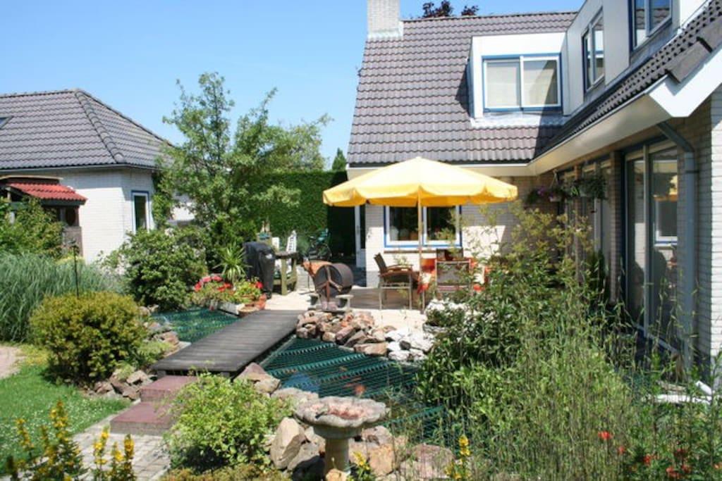 Villa Sluithek 4 Terrace