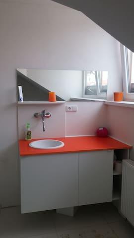 Flat Kaskáda Kuřim - Kuřim - Apartamento