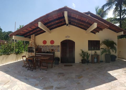 Casa no Litoral Flats in Barra do Una in São Sebastião!