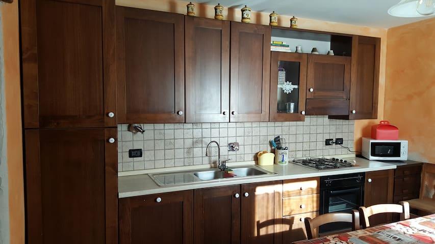 """Appartamento """"da Bruna"""" - Pragelato - Apartmen"""