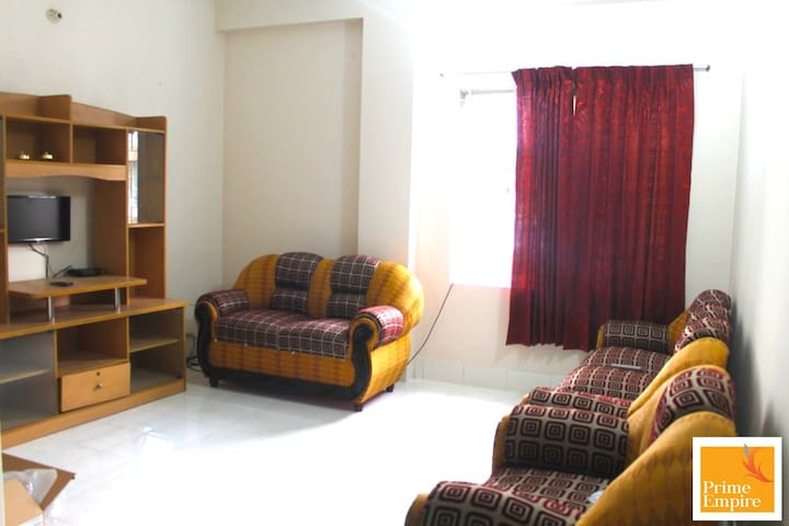 Service apartment in Block G Bashundhara R/A