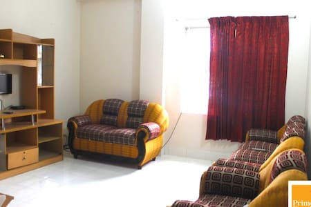 Service apartment in Block G Bashundhara R/A