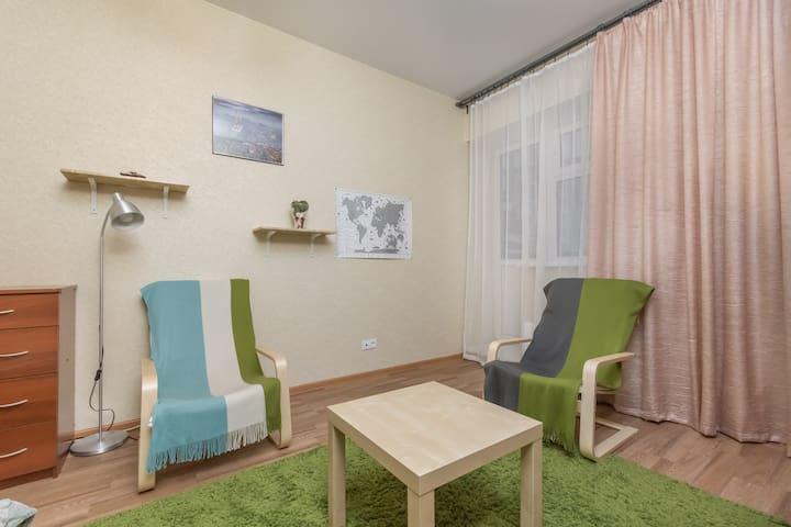 ツ Добро пожаловать! / Welcome! ツ - Kazan - Appartement