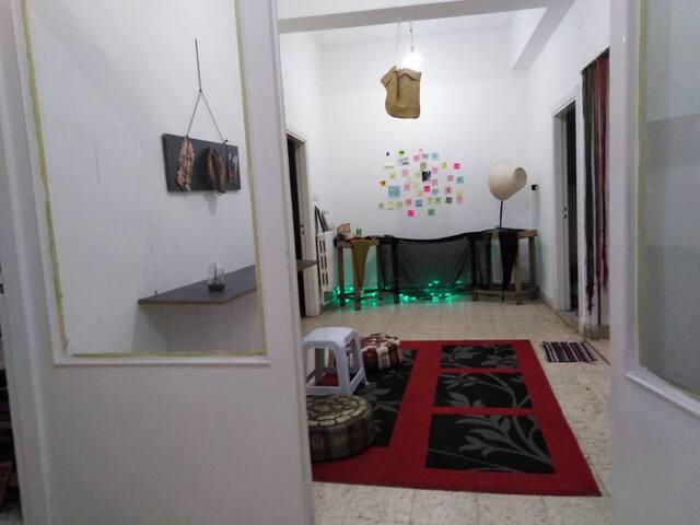 AL weibdeh, single bedroom