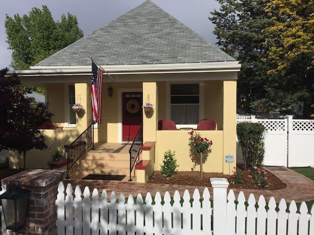 Cheerful cottage in Prescott, AZ - Prescott