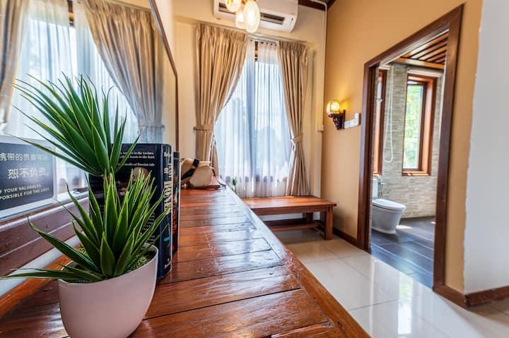 Bentong Eco Wellness Resort Deluxe Room 5PAX 107D