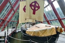 The boat that proved Irish monks discovered America