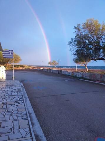 Εξοχική κατοικία στην Θάλασσα.
