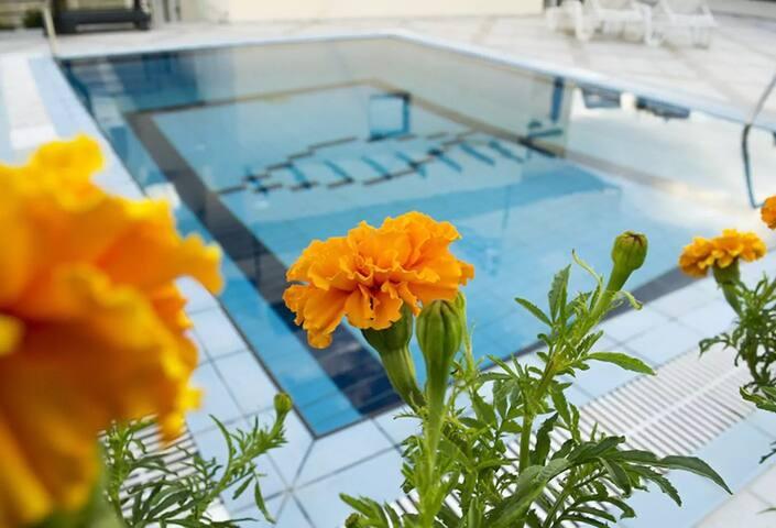 ★Mamas apartment #1 - Giwrgos - shared pool★