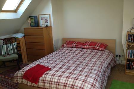 Spacious ensuite loft room - Bristol